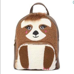 New w/tags Sloth mini backpack